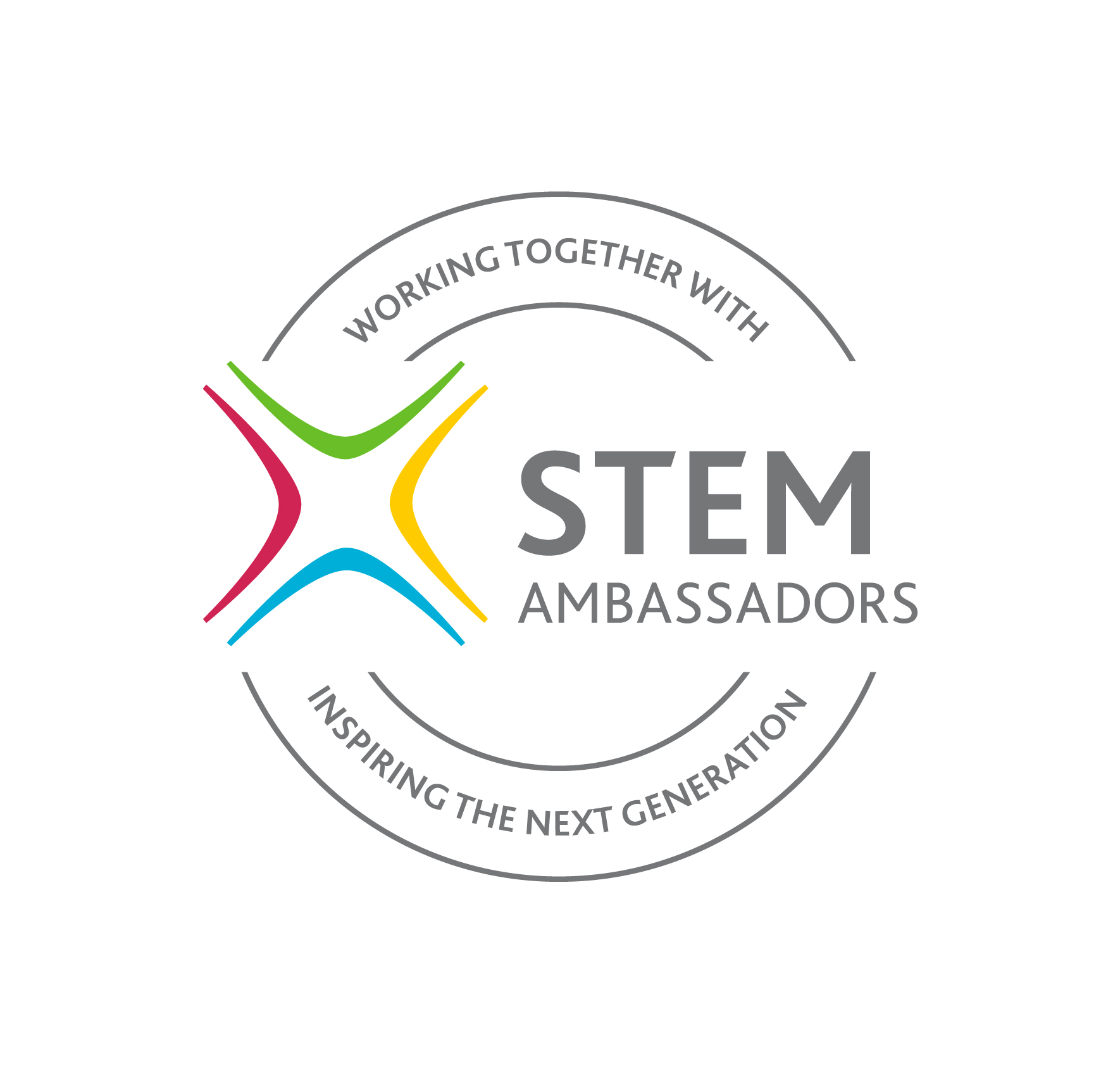 STEM Ambassadors Working together Colour