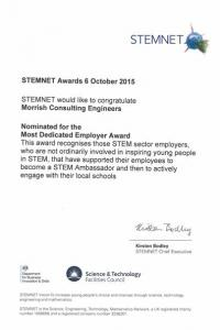 STEMNET Award Nomination.jpg